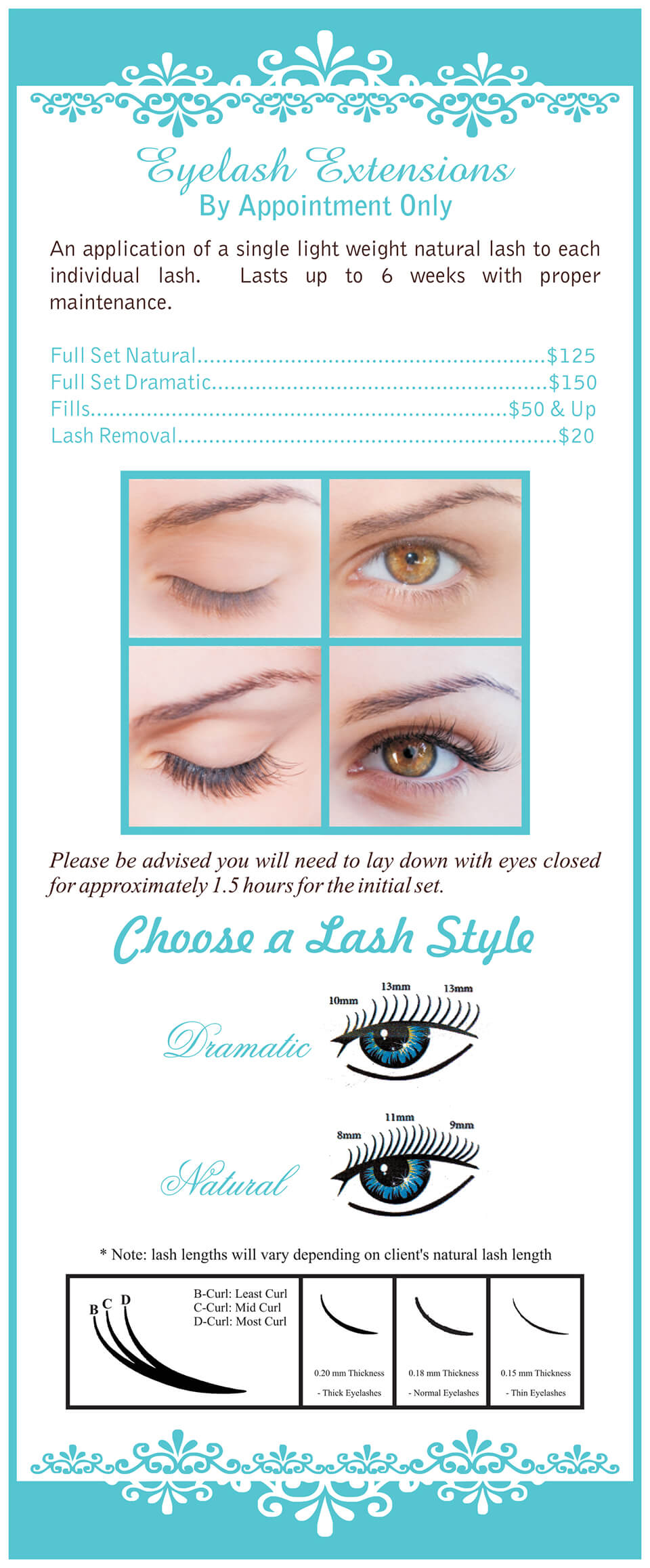 Eyelash Extensions City Line Nail Spa In Fort Worth 817 479 4400